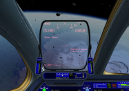 GREEN MARS ORBITER SPACE FLIGTH SIMULATOR