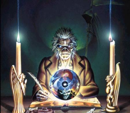 Iron Maiden Clairvoyant